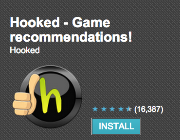 Hooked Personalizes App Recommendations Based on Usage