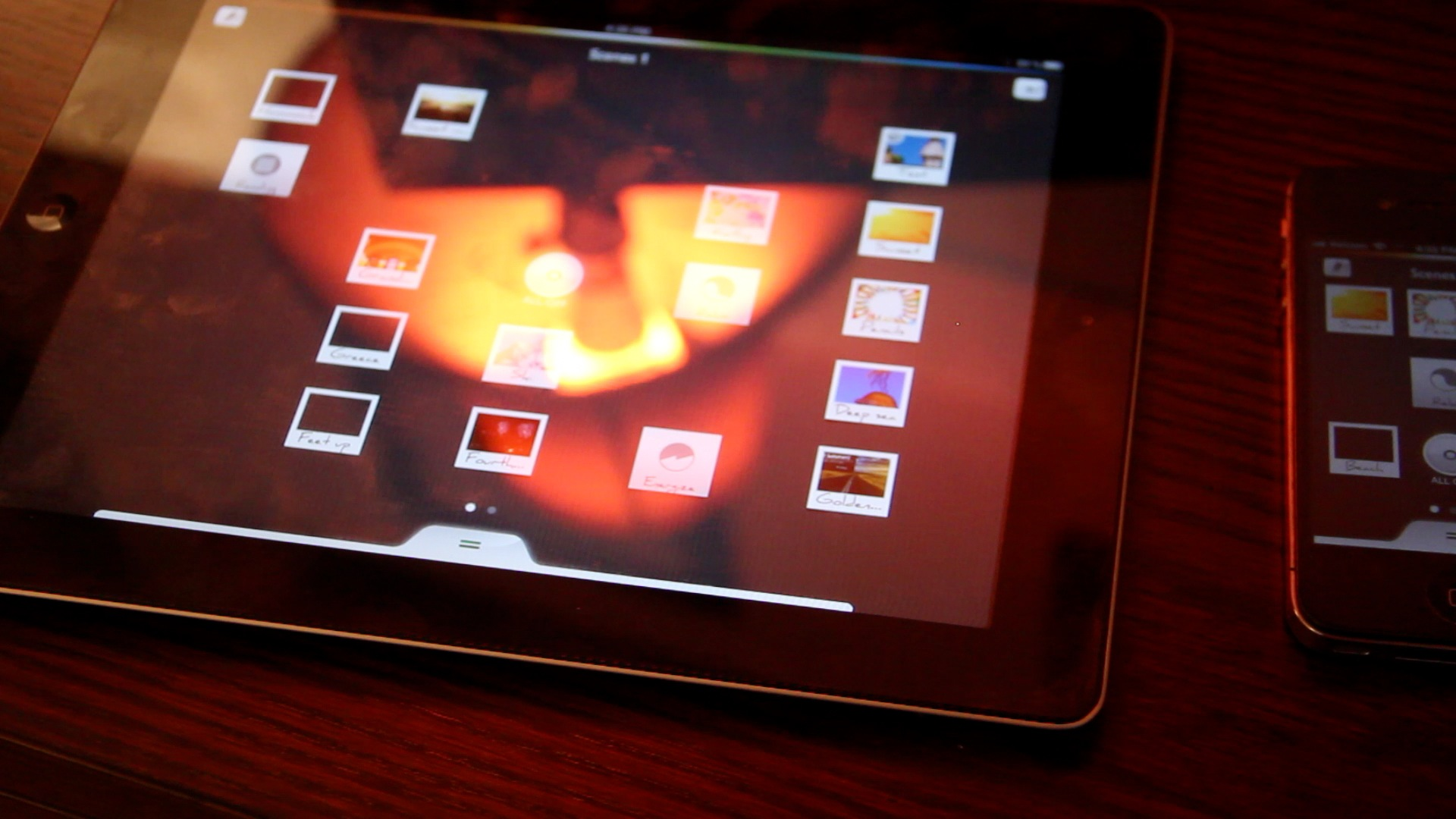 control lighting with ipad. In Control Lighting With Ipad A