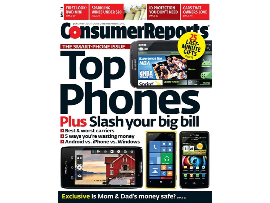 verizon first at t last in consumer reports cellphone service survey ina fried mobile. Black Bedroom Furniture Sets. Home Design Ideas