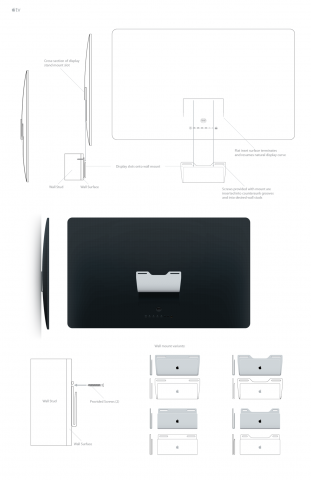 Apple TV stand options