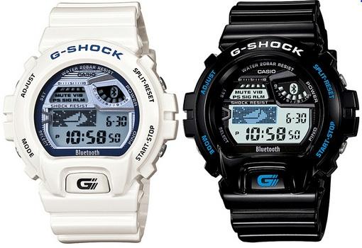 Shocker! Another Smart Watch — This Time, Casio's G-Shock.
