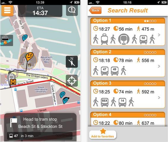 Moovit Powers Public Transit App With the Wisdom of the Crowd - Liz
