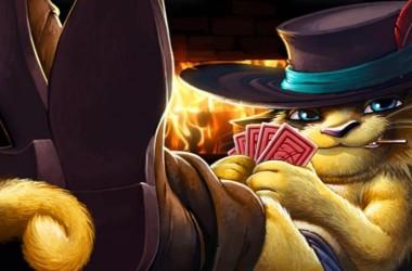 Zynga Elite Slots: Puss n Boots