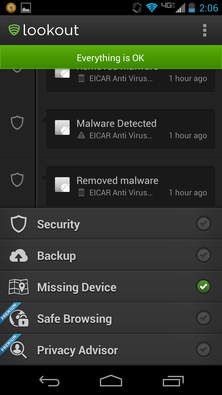 Lookout Mobile Security, Avast Free Mobile Security Review - Bonnie Cha - Product Reviews ...