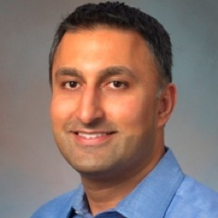 Newly dubbed Twitter CFO Mike Gupta.