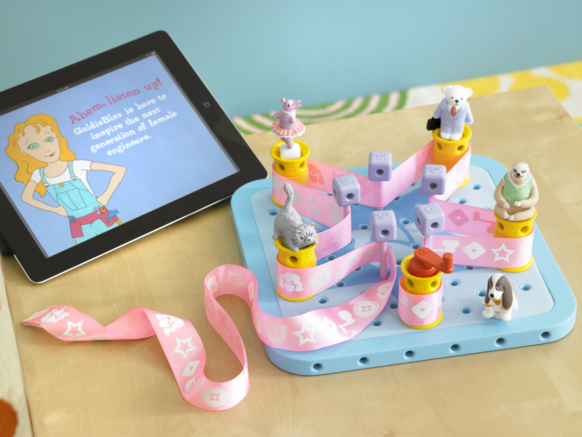 Gol Blox Aims to Build Engineering Interest in Young Girls