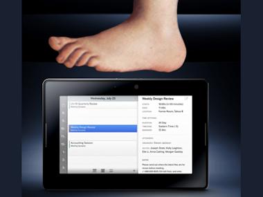 No BlackBerry 10 Update for PlayBook Tablet - John