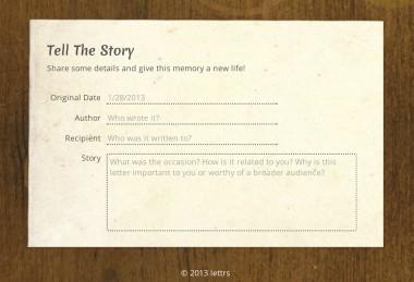 Letter Preserving