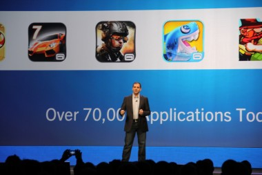 More BlackBerry Apps