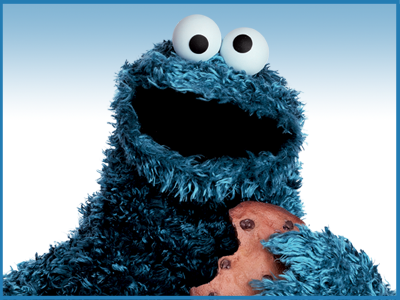 cookie monster chew