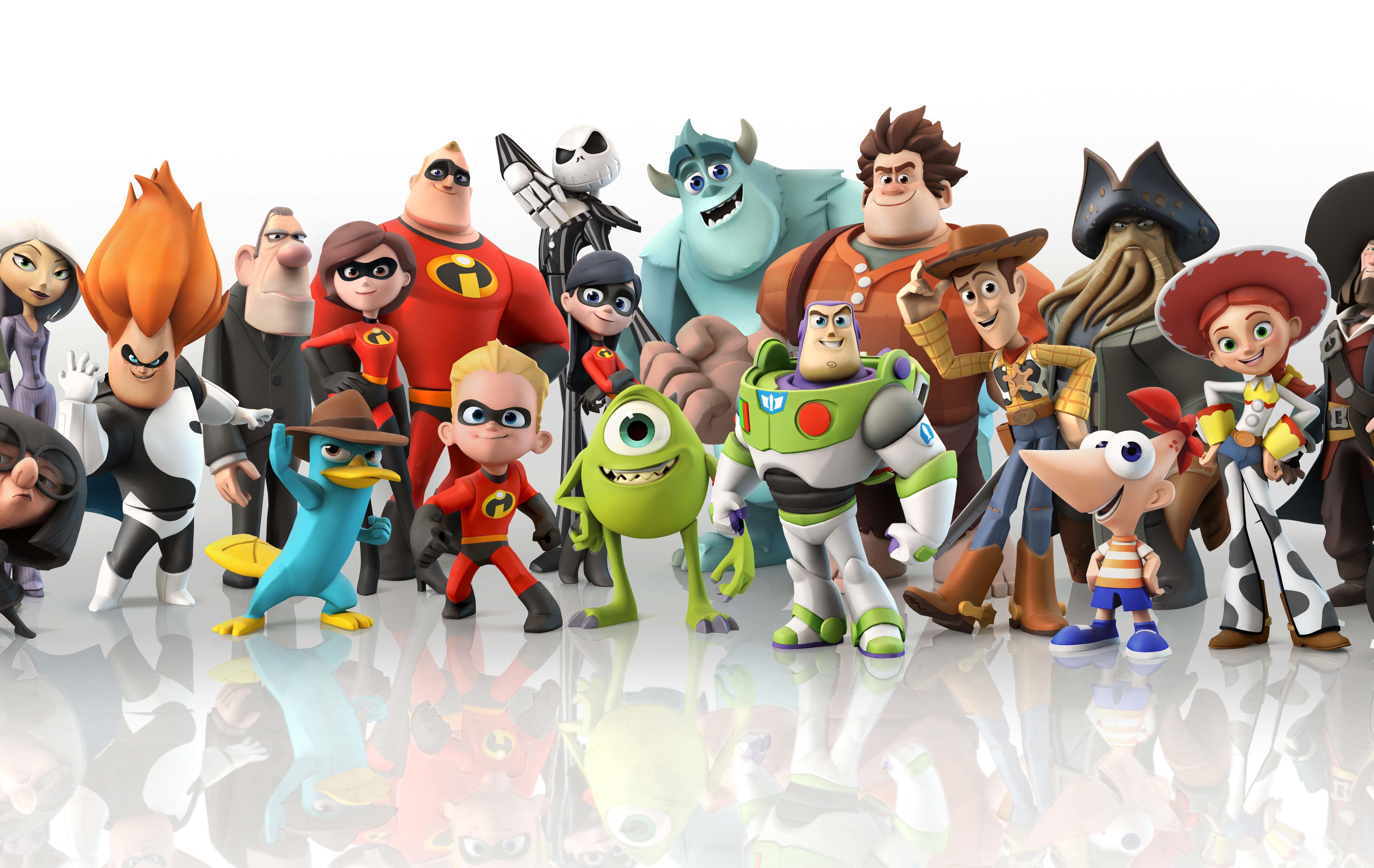 Disney Pixar Monsters University 3 Piece Room In A Box: Disney Rips Off Skylanders, Activision Responds