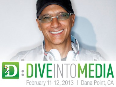 Jimmy Iovine at Dive Into Media