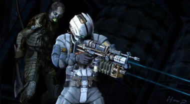EA's Dead Space 3: WatchYourBack