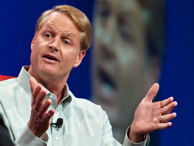 CEO John Donahoe Says eBay Is Building the Uber for Delivery