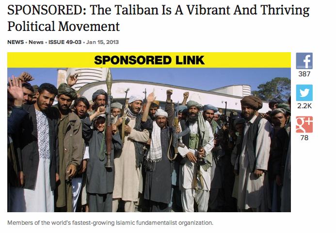 onion taliban