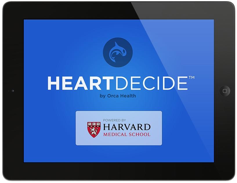 Orca Health Harvard Medical School Launch Heartdecide App Bonnie