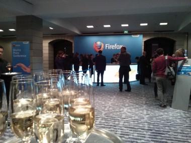 Firefox event Barcelona