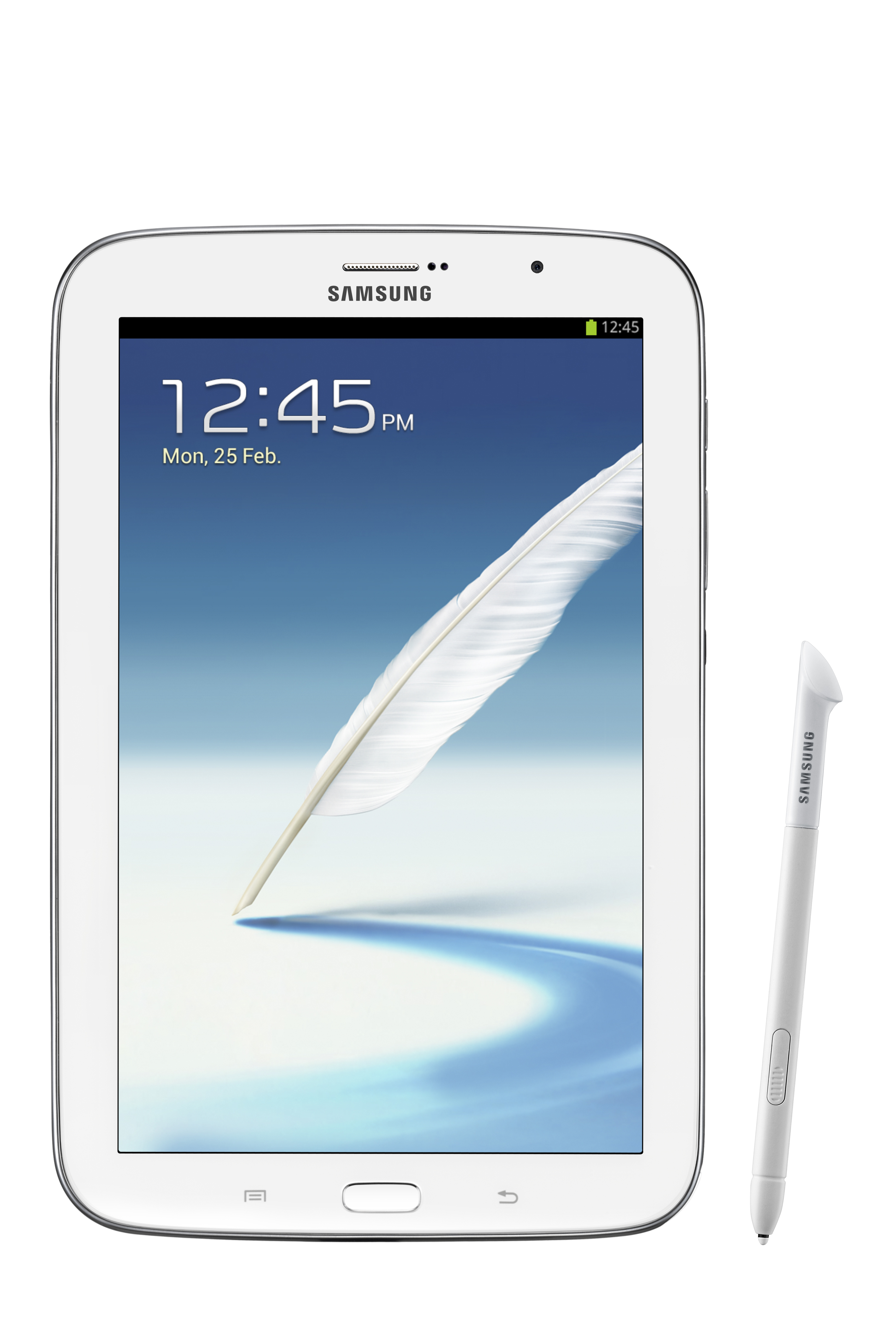 Samsung Takes Aim at iPad Mini With Galaxy Note 8.0