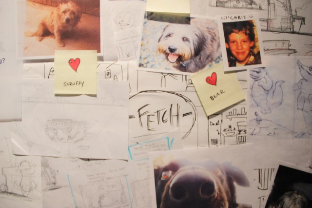 The Museum of History & Industry in Seattle dedicates an exhibit to the Big Fish videogame Fetch.