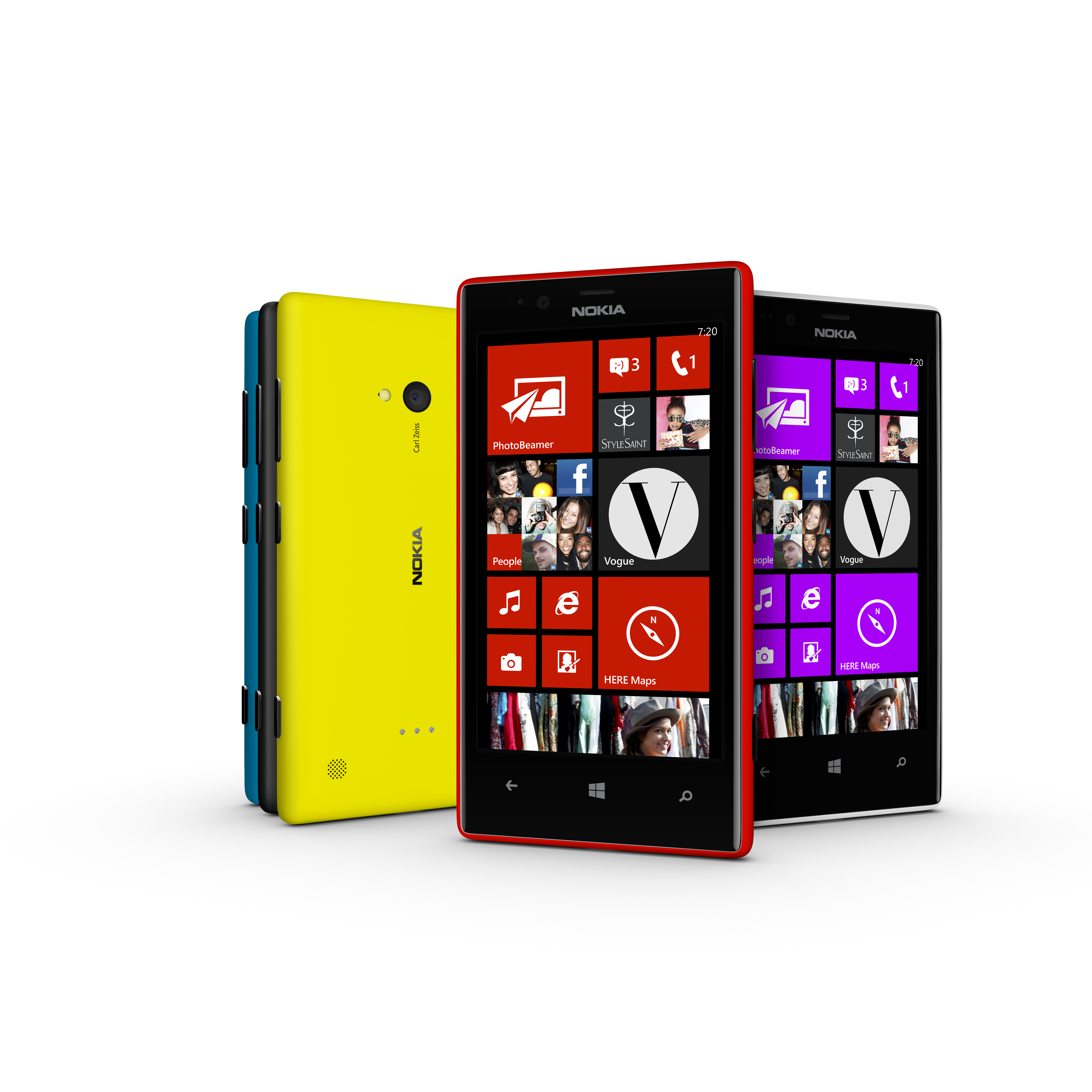 nokia nokia adds to the windows phone family with lumia. Black Bedroom Furniture Sets. Home Design Ideas