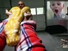 Snake Google Glass