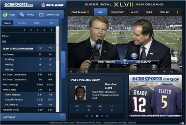 Super Bowl on CBSSports.com