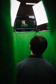 3-D scene capture