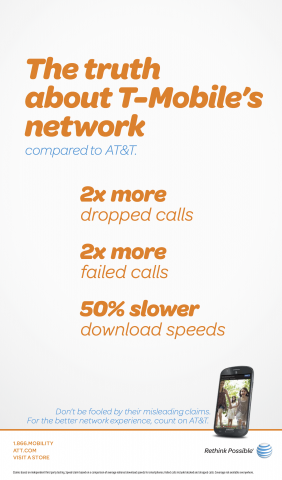 AT&T's anti-T-Mobile ad