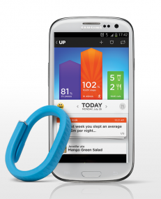 Android Jawbone UP