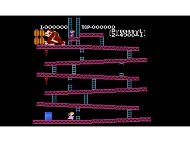 Donkey Kong Pauline Edition