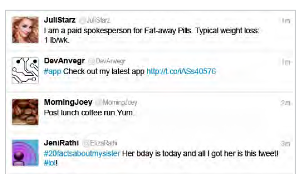 The FTC's Guide to Peddling Bogus Diet Pills on Twitter