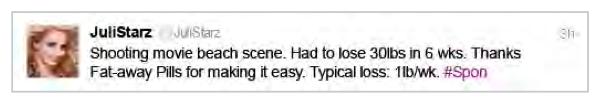 FTC Example 17 #spon