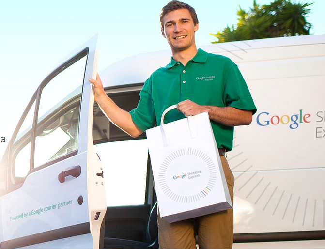 Google Wants to Send Live People to Your House to Bring You Stuff