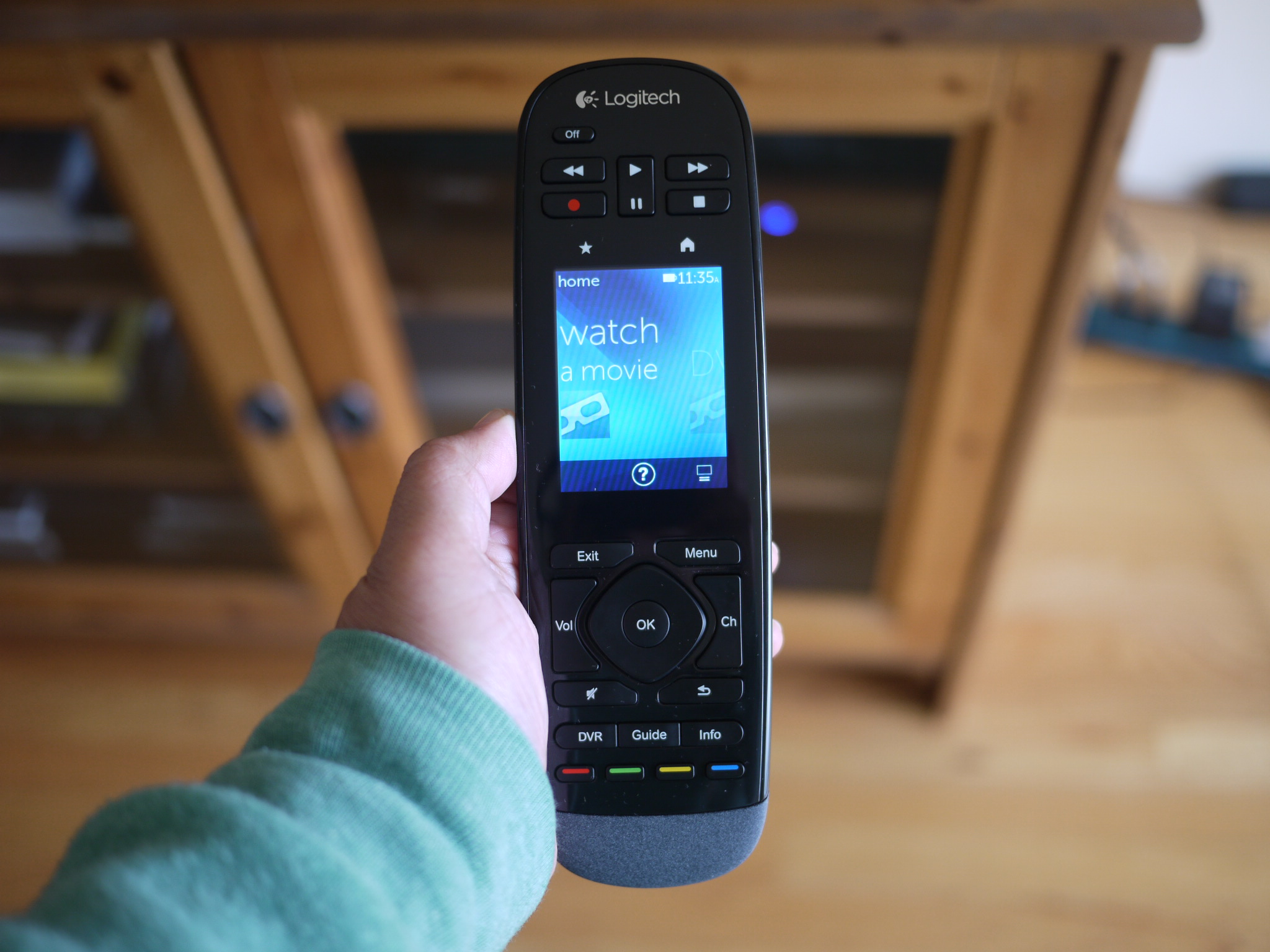 A Universal Remote That's a Touch Too Much