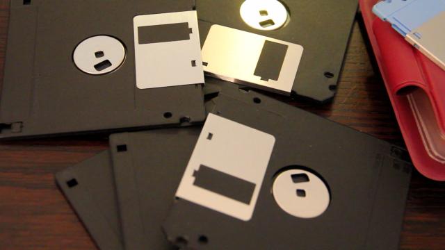 Adventures in floppy disk transfers lauren goode - Uses for old floppy disks ...