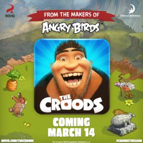 Rovio The Croods