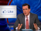 stephen colbert facebook like