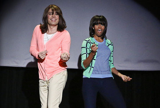 Michelle Obama's Mom Dancing Video Climbs Online Charts