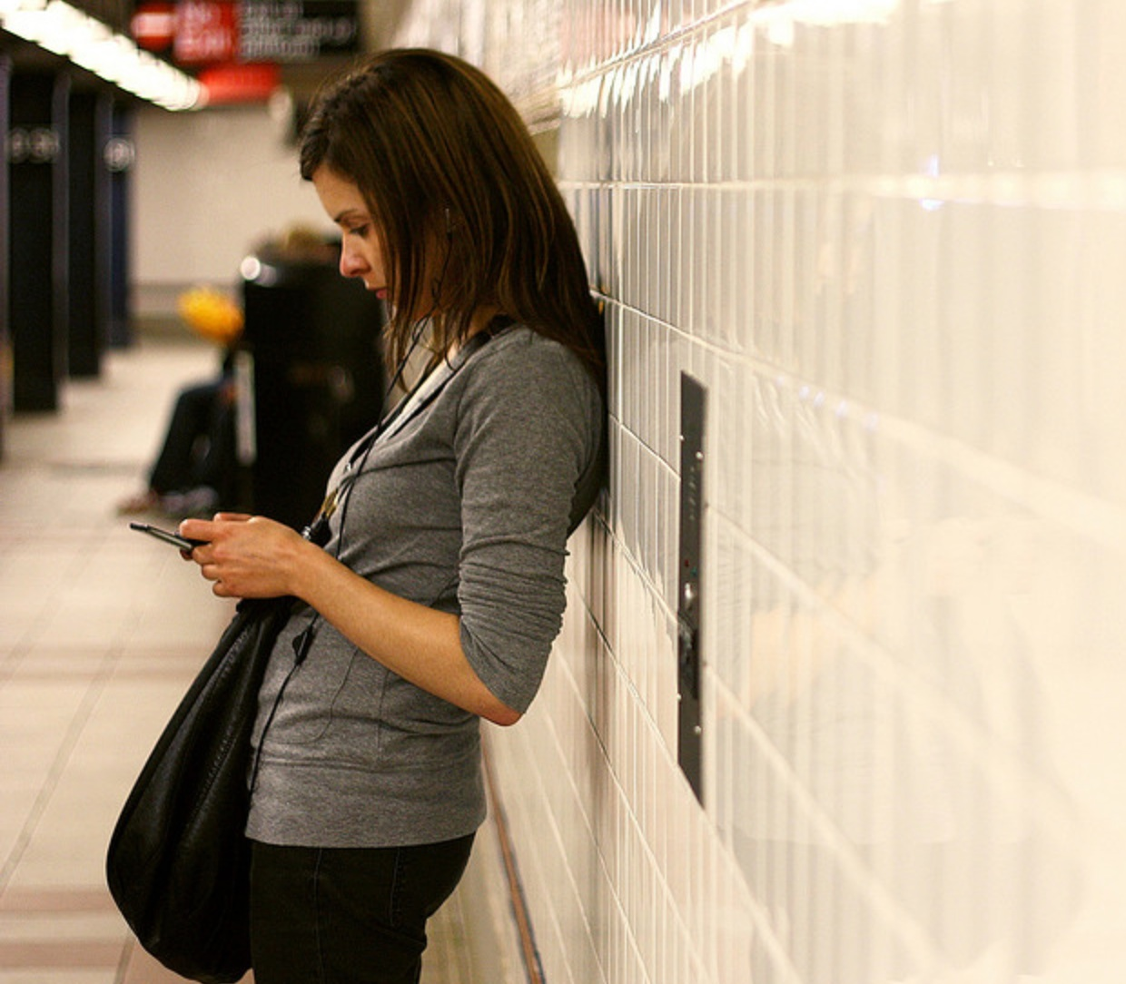 Wi-Fi, Voice Calling Come to More New York City Subway Stations