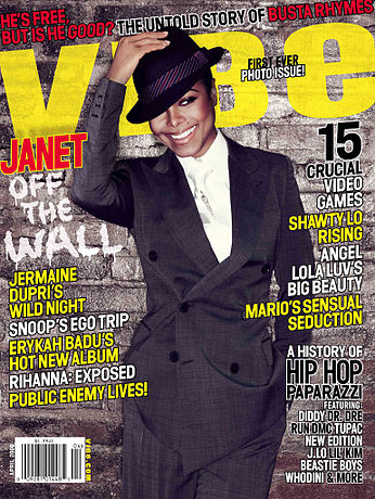 Janet Jackson Vibe