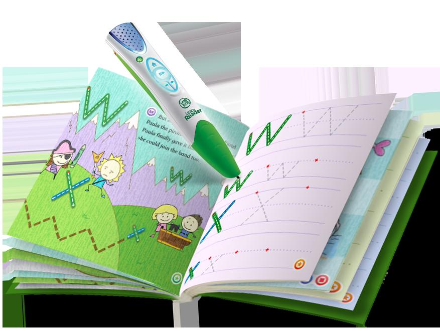 S Electronic Book Pen Kids