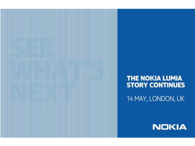 Nokia Plans May 14 London Event to Talk About Its Next Windows Phones ...