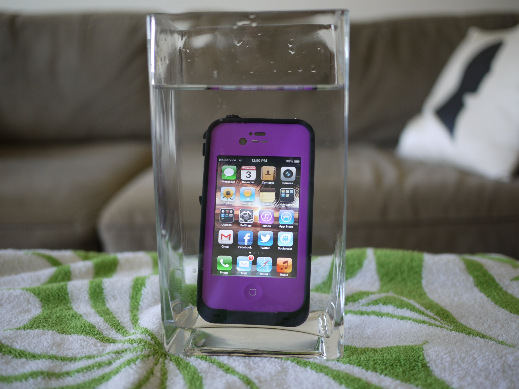Sink or Swim: Waterproof iPhone Cases Put to the Test