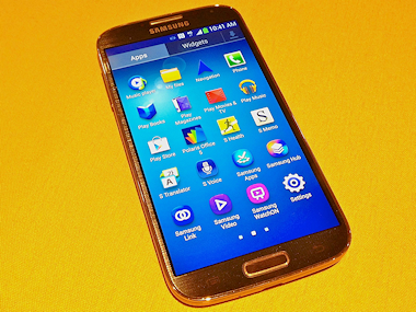 Samsung Is Building a Super-Fast LTE-Advanced Galaxy S4