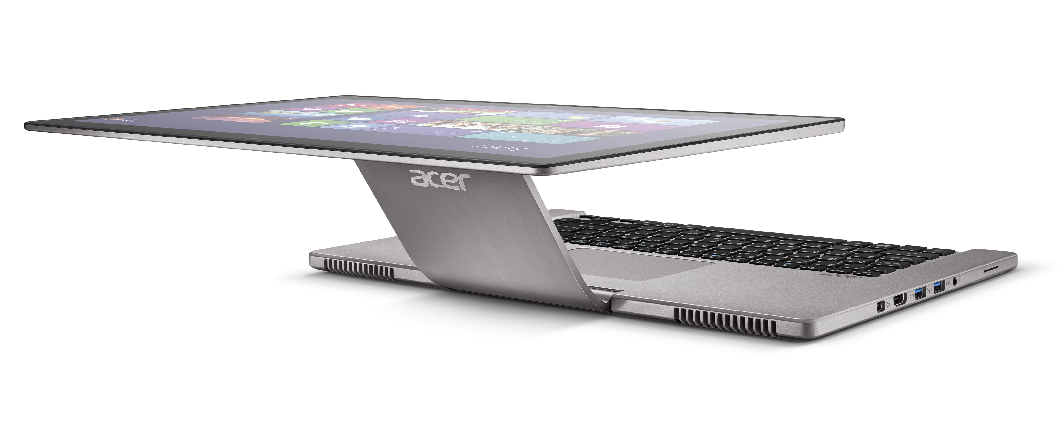 acer unveils aspire r7 windows 8 laptop all in one pc hybrid bonnie cha product news. Black Bedroom Furniture Sets. Home Design Ideas