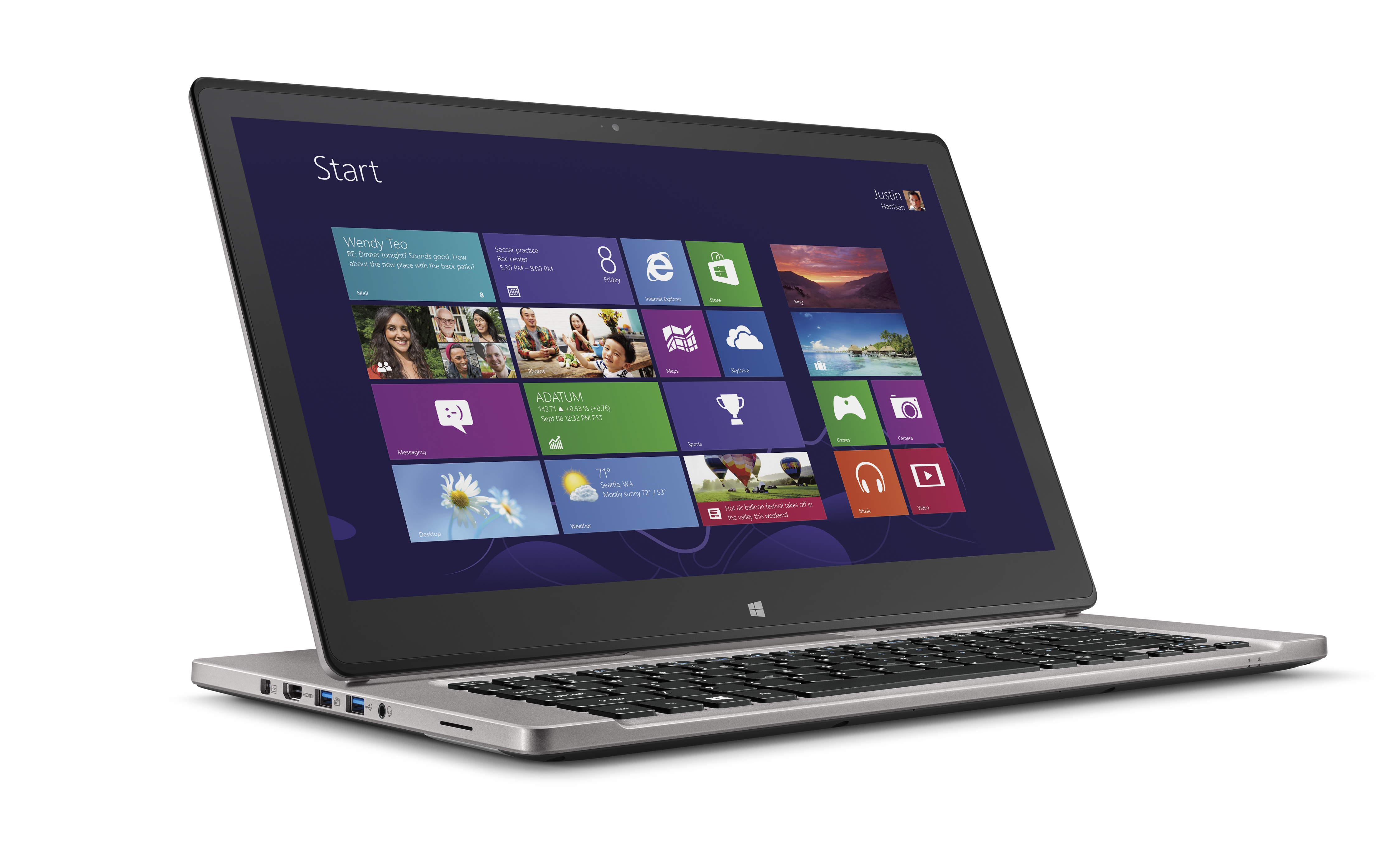 "Acer Aspire R7 Gives New Meaning to ""All-in-One"" PC"