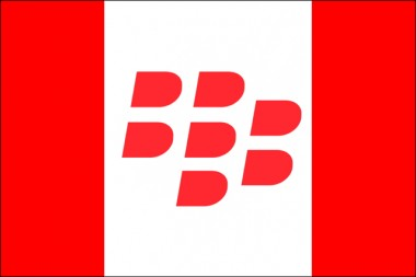 BlackBerry_Canadian_Flag