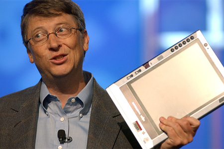Microsoft's Gates: iPad Users Really Just Want a Surface