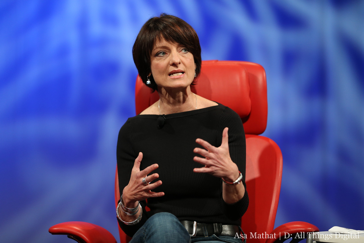 Electronic Tattoos and Passwords You Can Swallow: Google's Regina Dugan Is a Badass