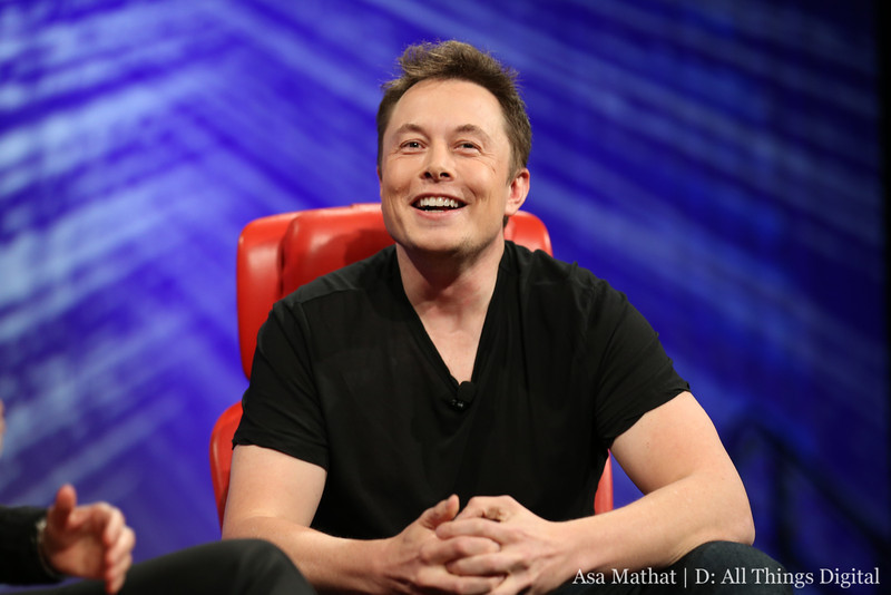 Don't Bet Against Tesla, Says Musk